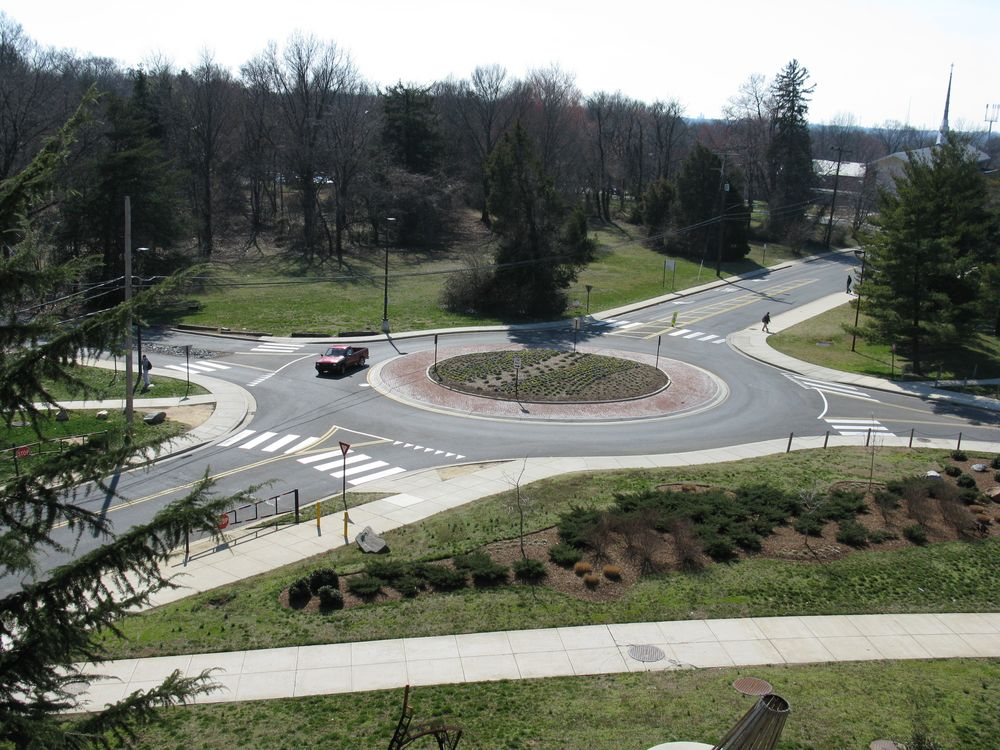 Europe's Beloved Roundabout Finally Invades America