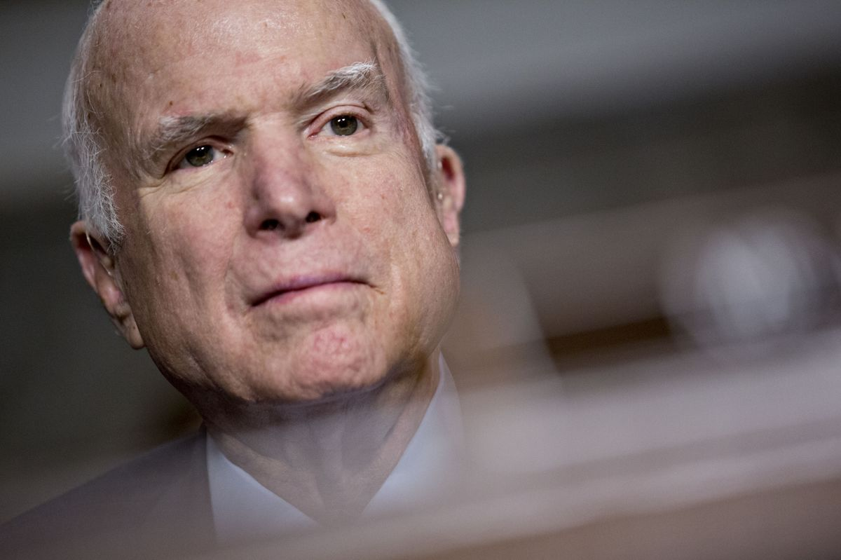 McCain's Legacy Initiative on Pentagon Waste at Risk in Senate