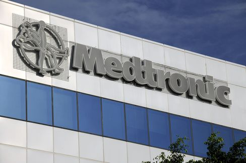 Medtronic's Quarterly Profit Rises on Demand for Heart Devices
