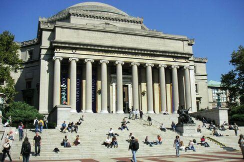Columbia MBAs to Undergrads: Scram!