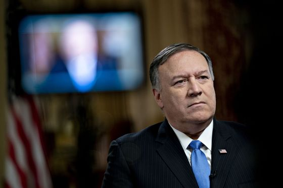 Lawmakers Warn Pompeo of Possible Charges: Impeachment Update