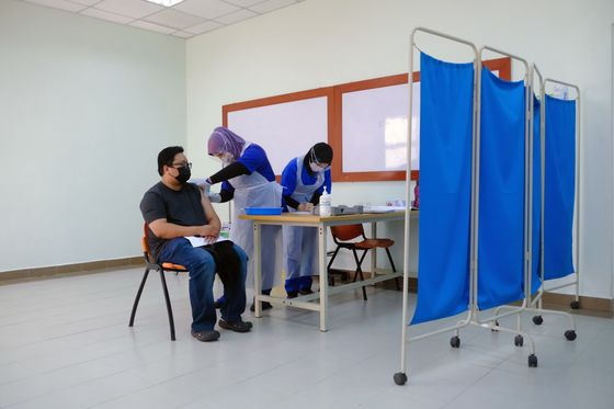 Malaysian PM's Approval Rating 'Stable' Amid Vaccine Rollout