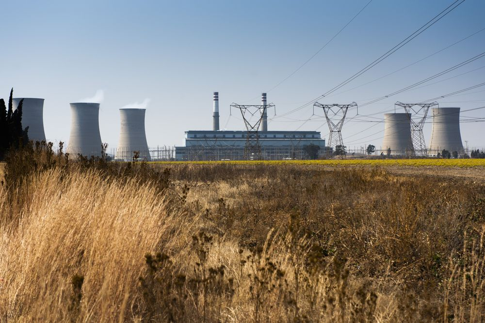 Eskom Could Sell Some Coal-Powered Plants to Raise $29