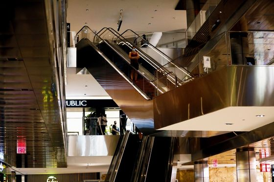 Mall Shakeout Just Beginning as Complex Debt Drowns Owners