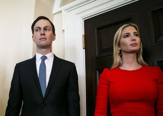 Ivanka and Jared's White House Run Ended With Sharp Income Drop