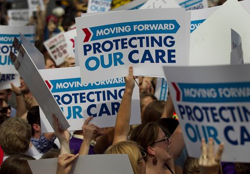Health-Care Ruling's Limits on Spending Power Seen as Its Legacy