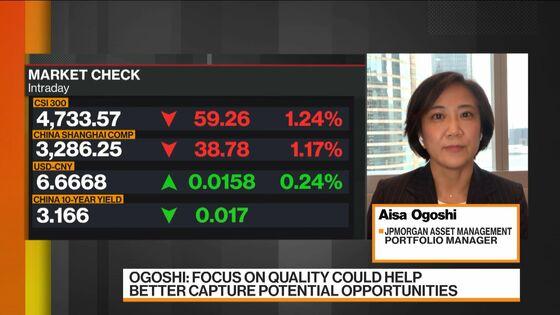 Banks Lead U.S. Stocks Higher With Yields Climbing: Markets Wrap