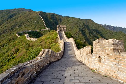 The Great Innovation Wall of China