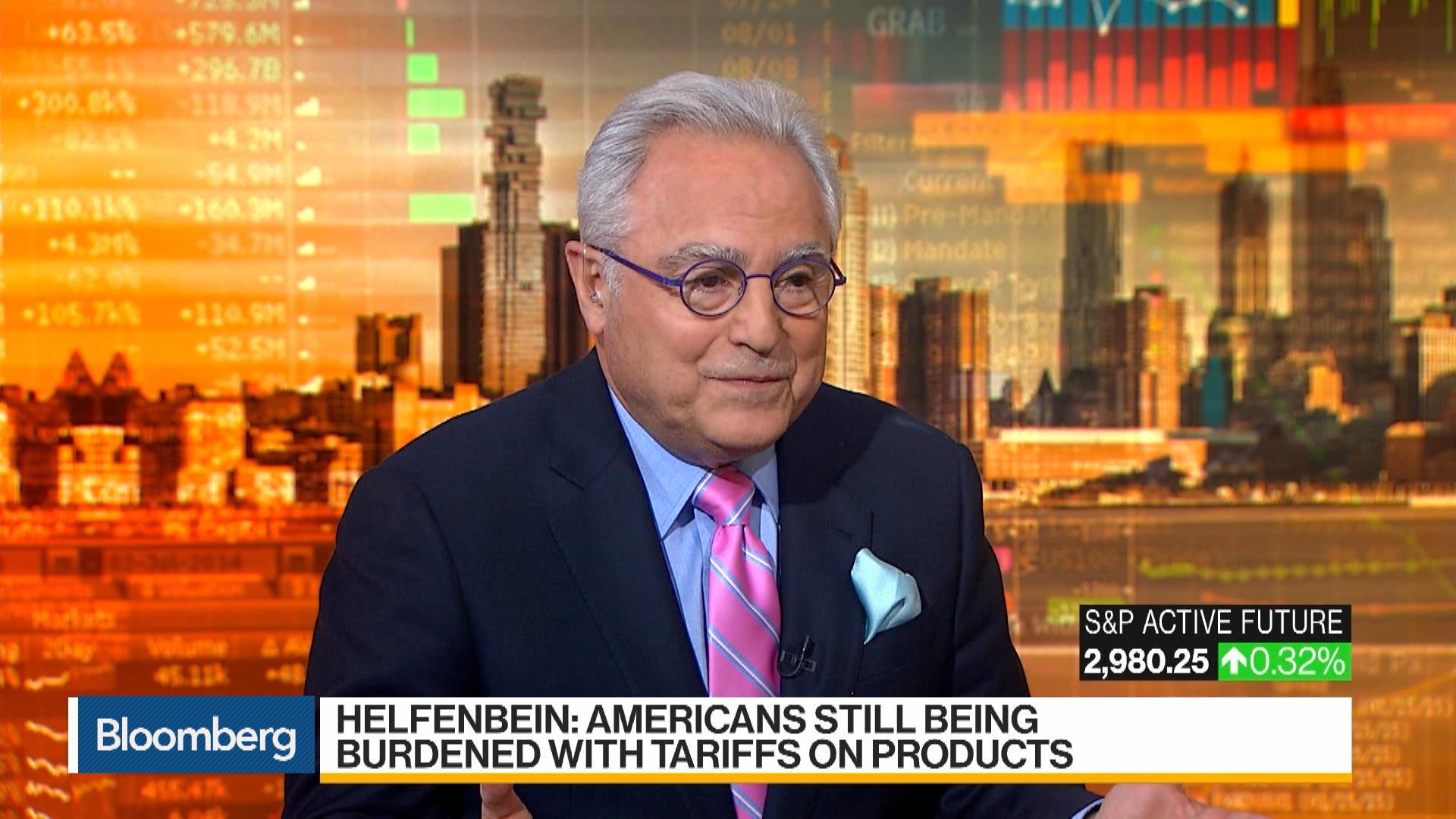 American Apparel & Footwear Association President & CEO Rick Helfenbein on 'Partial' Trade Deal