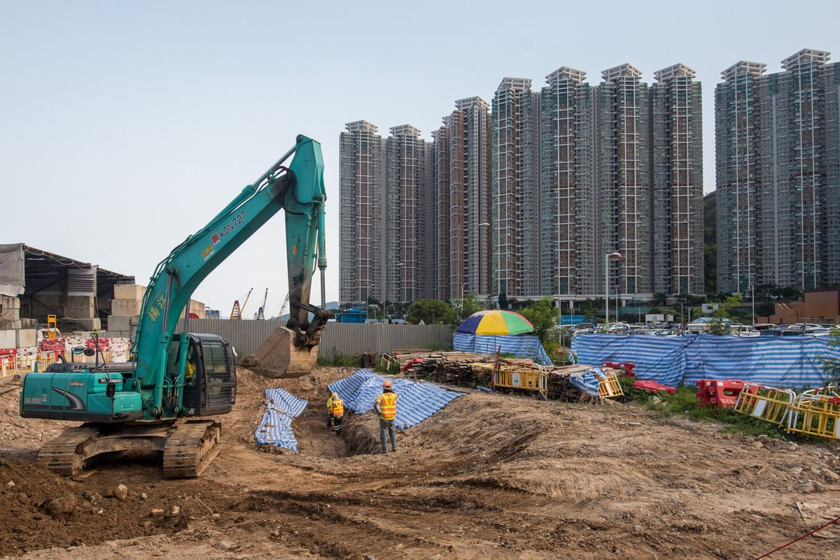 Sun Hung Kai Denies China Is Pressing Hong Kong Developers