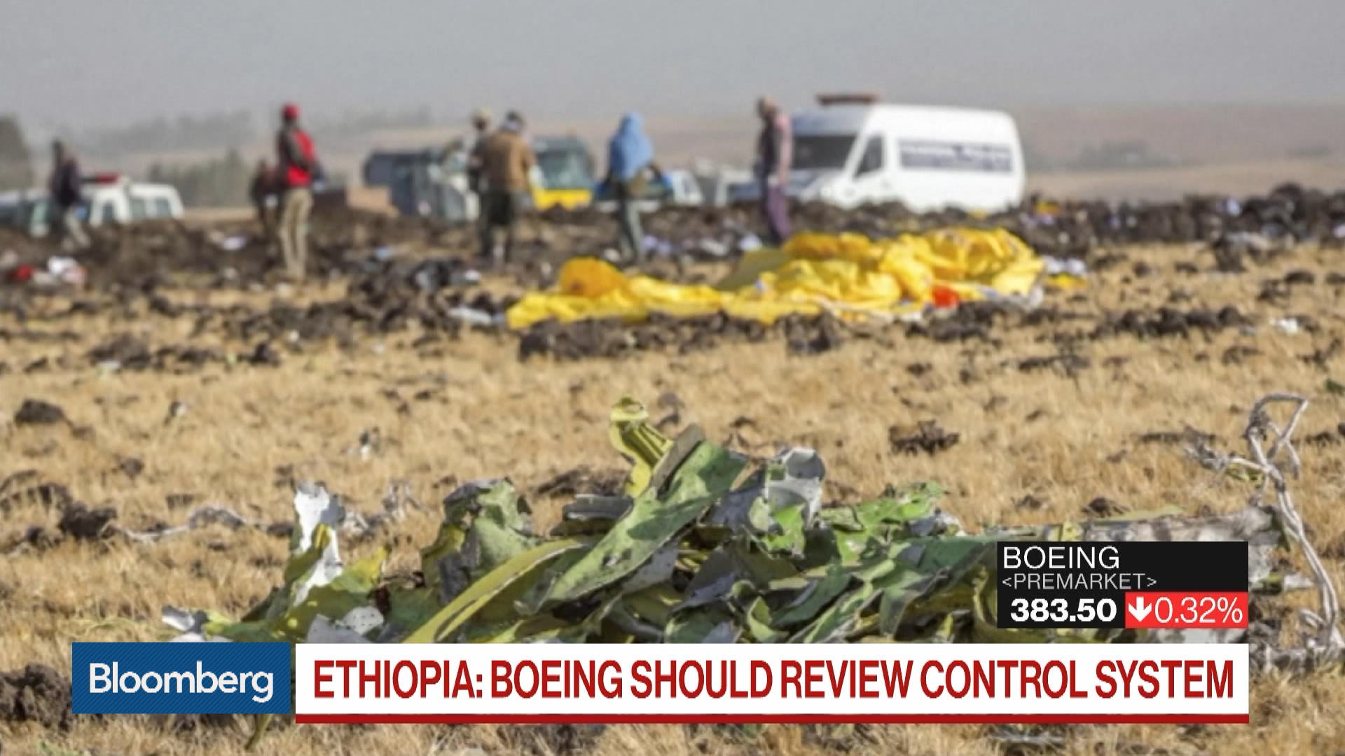 Boeing 737 Max Disaster: Ethiopian Air's Pilots Battled the