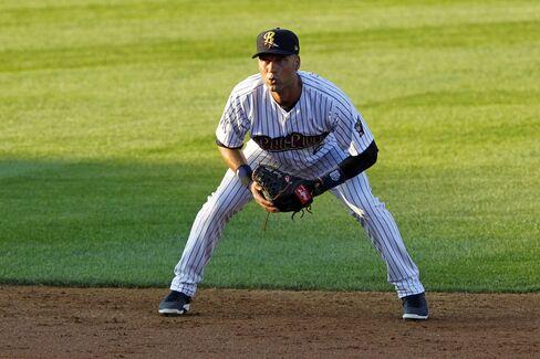 Yankees Shortstop Derek Jeter