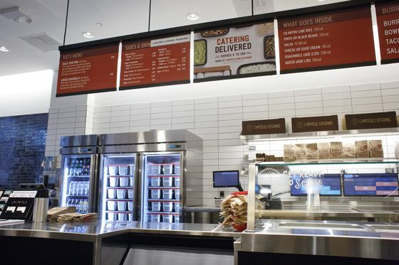 Chipotle Starts Testing Walk-Up Windows in Urban Areas