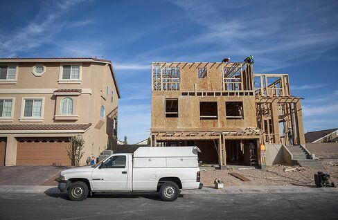 Las Vegas Leads U.S. in Home-Building Gains, Metrostudy Says