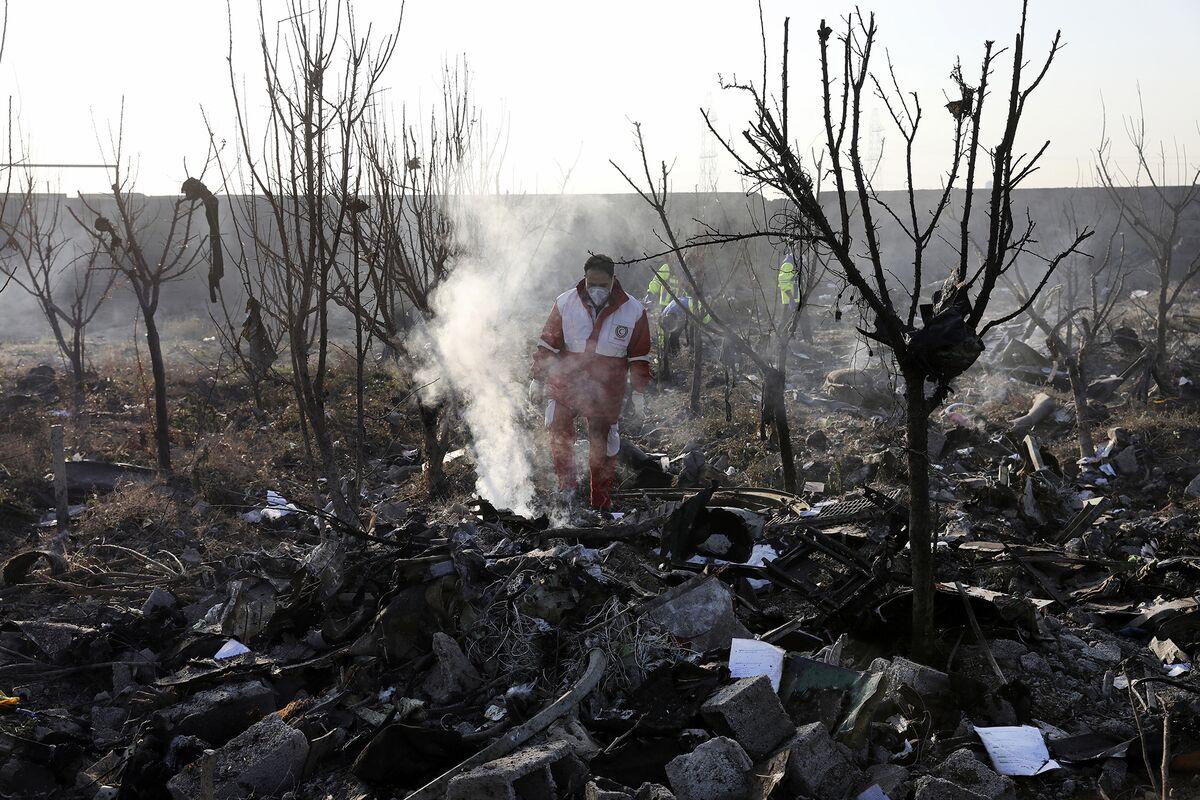 Iran's Reasoning on the Tehran Plane Crash Looks Absurd
