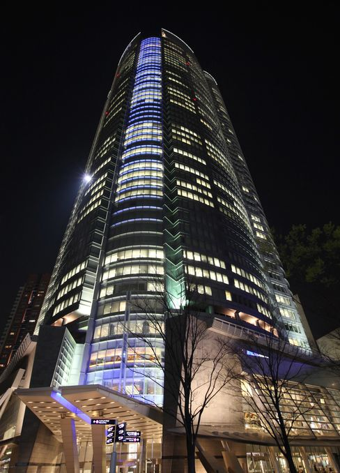 Goldman Said to Plan Cutting Tokyo Office Space to Reduce Costs
