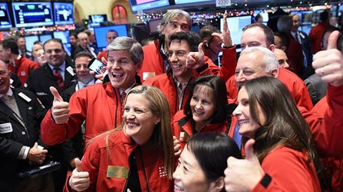 LendingClub Shares Soar as Site Goes Public