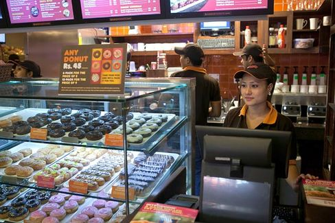 America: Dunkin??? Donuts??? Next Frontier