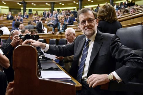 Spain's Rajoy to name his new cabinet on Thursday