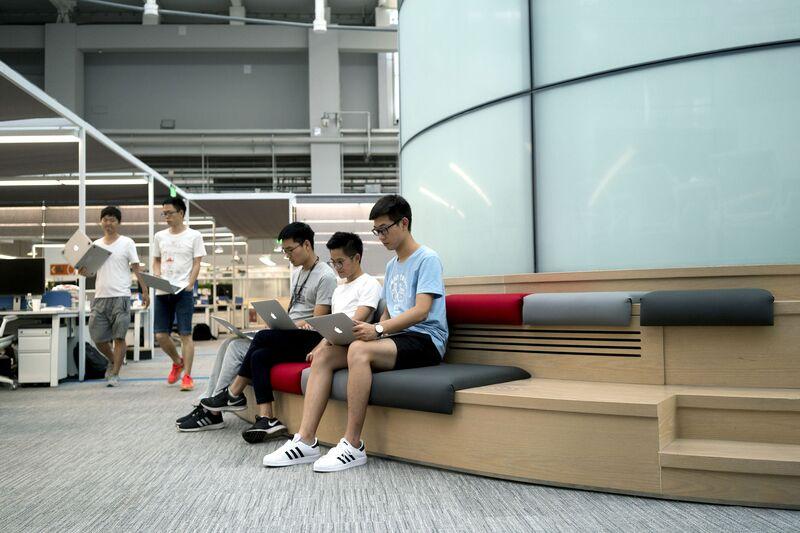 Startup Trung Quoc san sang tra luong 3 trieu USD de thu hut nhan tai