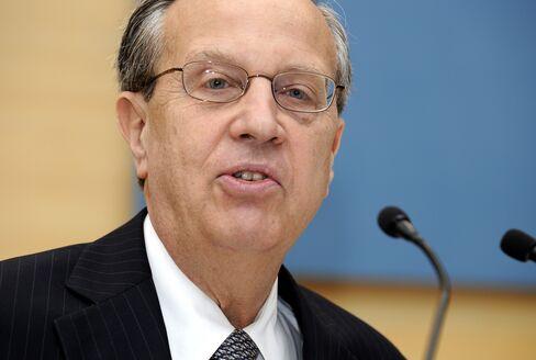 Yale University President Richard C. Levin