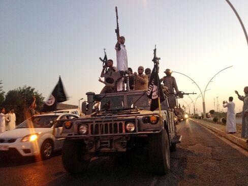Mideast Islamic State
