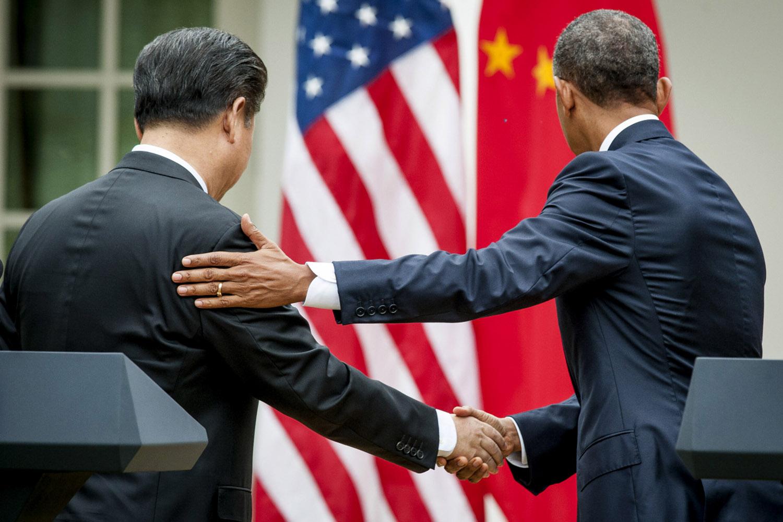 Diplomatic Gesture