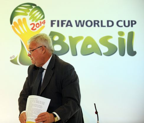Teixeira Quits FIFA Executive After Brazil Resignations