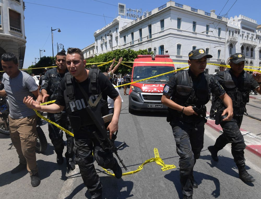 Twin Suicide Bombings Hit Tunisia as Terror Threat Reemerges