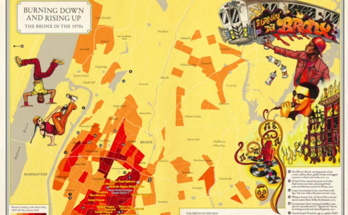 Picture of: Rebecca Solnit S Nonstop Metropolis Maps New York City Bloomberg
