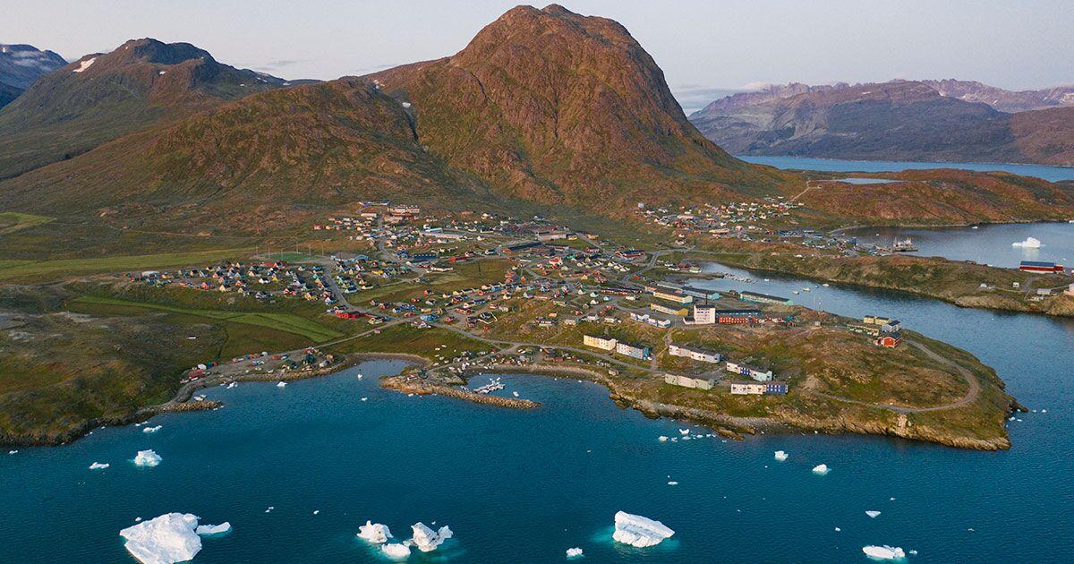 Greenland's Rare-Earth Minerals Make It Trump's Treasure Island