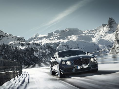 Bentley Continental GT V-8