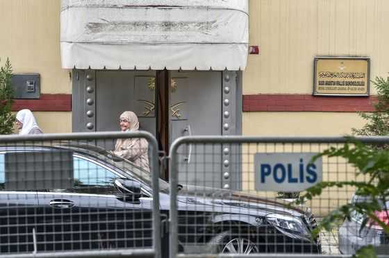 Turkish Police Think Saudi Critic Was Killed in Istanbul Consulate
