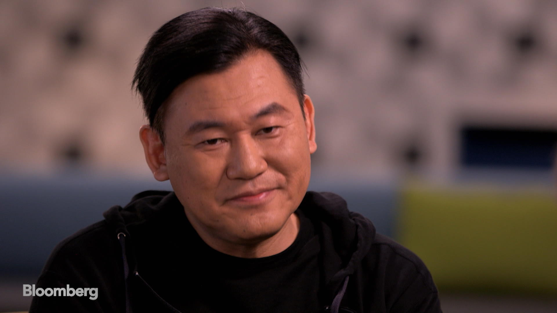Rakuten CEO Hiroshi Mikitani on Investing in Lyft