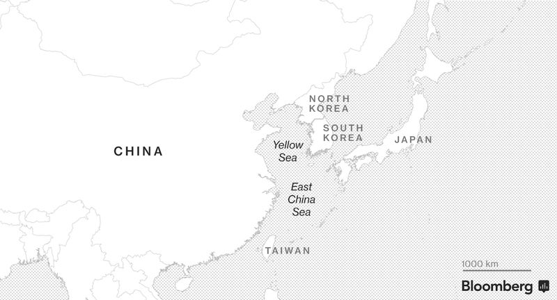 Chinese Jets Intercept US Military Plane in East China Sea