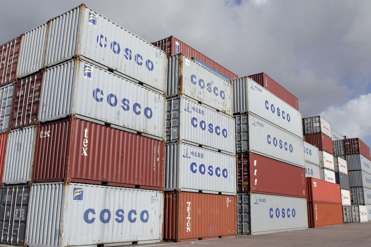 list of shipping companies in the