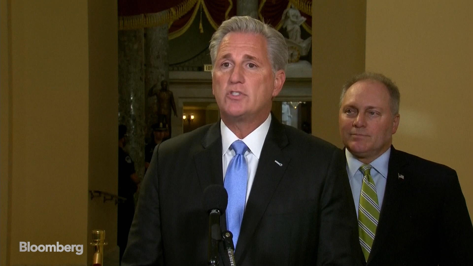 Kevin McCarthy, House Minority Leader, on Pelosi's Trump Impeachment Inquiry Announcement