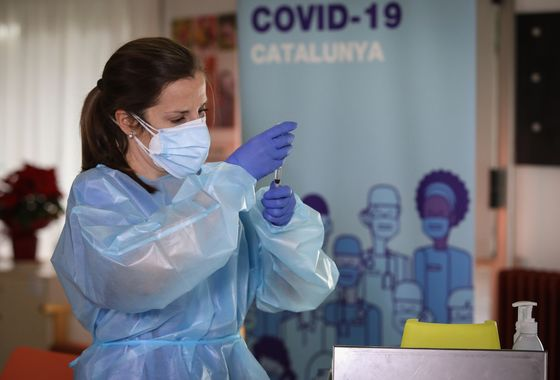 Europe Rushes to Boost Vaccine Output to Speed Pandemic Exit
