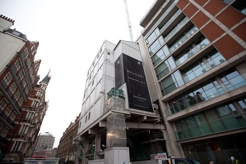 Christies Uses Auction Network to Find London Homes for the Rich