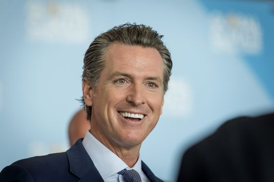 Newsom Wins California Governor Race, Will Take Role as Trump Foil