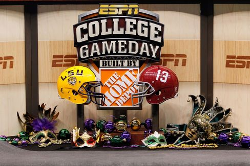 ESPN Gets College Football Title Playoff Rights Through 2025