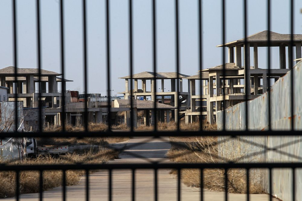 relates to China's Ghost Cities Are Finally Stirring to Life After Years of Empty Streets