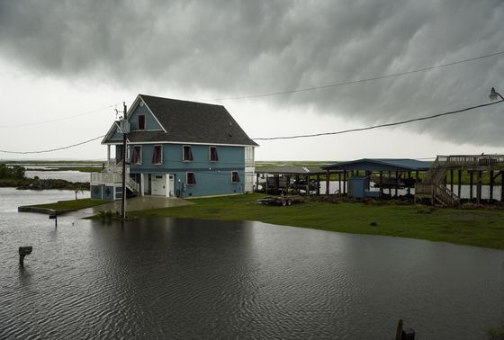 Barry to Unleash Life-Threatening Floods in Louisiana Today