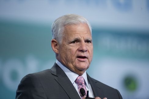 EMC Corp. Chief Executive Officer Joe Tucci
