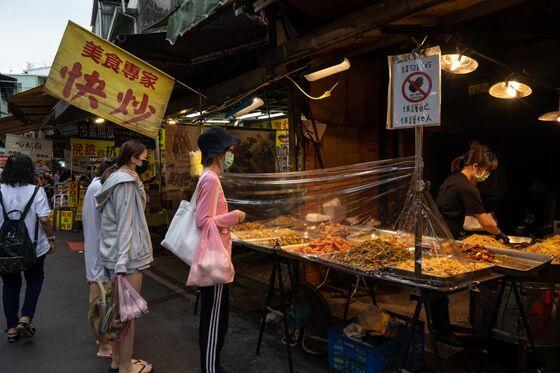 Taiwan Raises Growth Forecast While Covid Risks Still Build