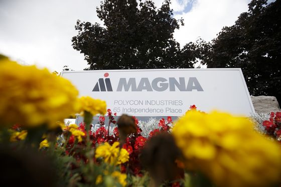Magna Buys Driver-Assist Supplier Veoneer for $3.8 Billion