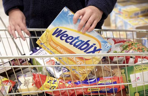 China's Bright Food Denies Report on Weetabix Acquisition