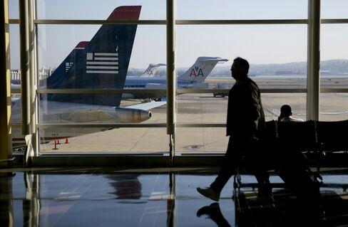 AMR's American Airlines & US Airways