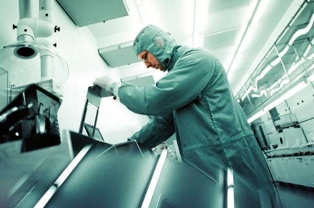 Specialized incubators