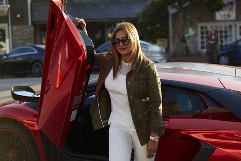 Women make up 5 percent of Lamborghini buyers worldwide.